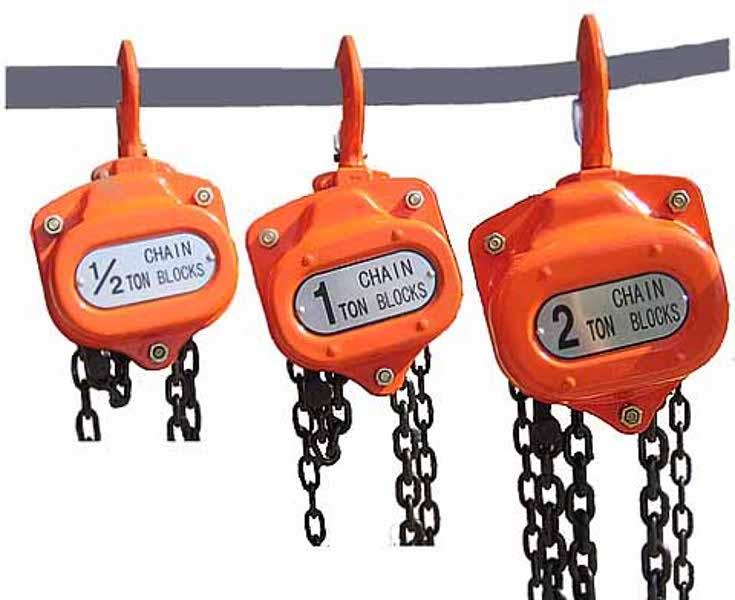 Воронеж: таль цепная с ручным приводом г/п 1т, высота подъема 3м