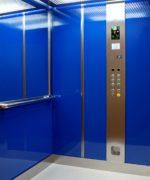 Дизайн кабины пассажирского лифта 2